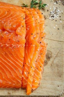 smocked salmon homemade