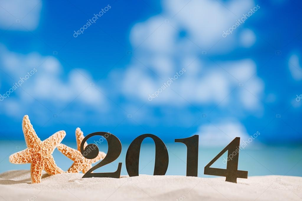 2014 letters with starfish