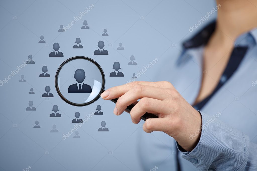 Human Resources And Crm Stock Photo Jirsak 27502673