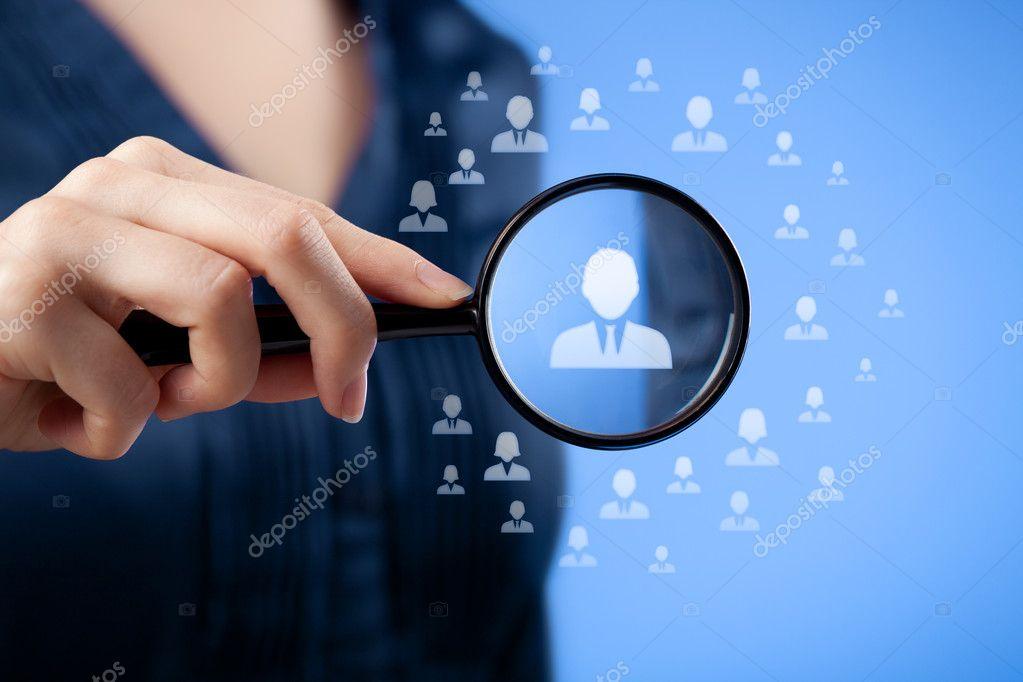 Human Resources And Crm Stock Photo Jirsak 38138787