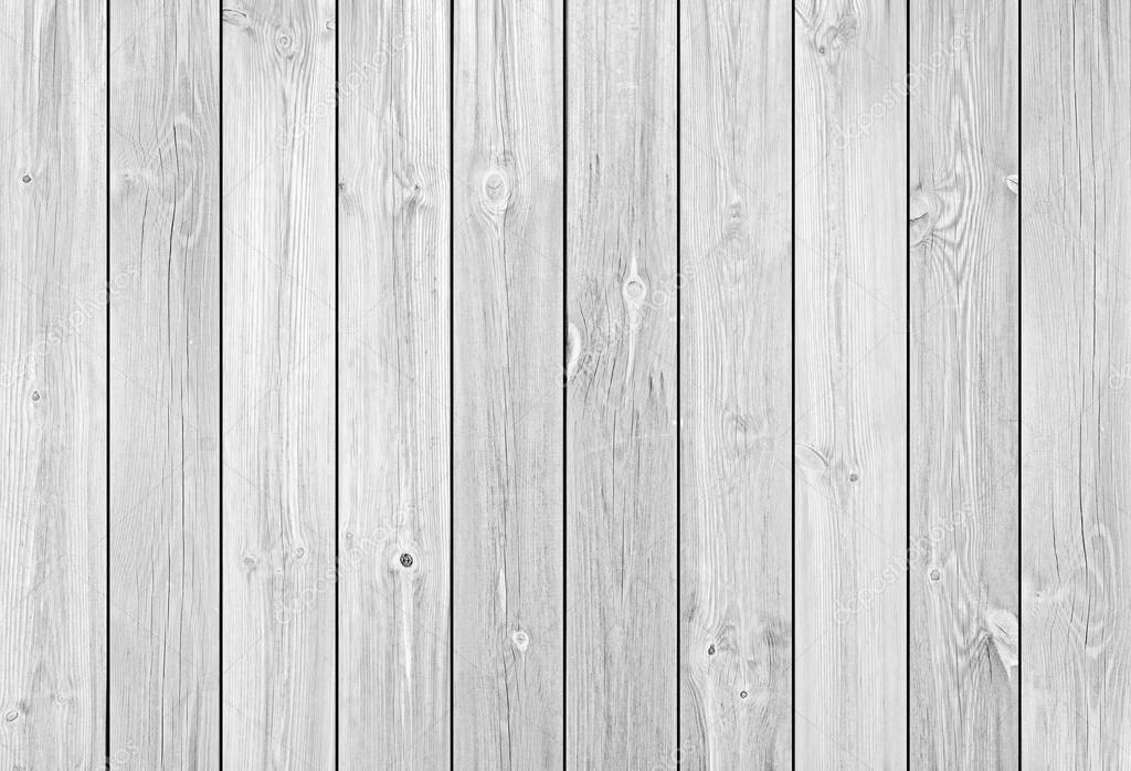 Pranchas De Madeira Brancas Como Background Ou Textura