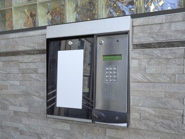 Intercom access to building