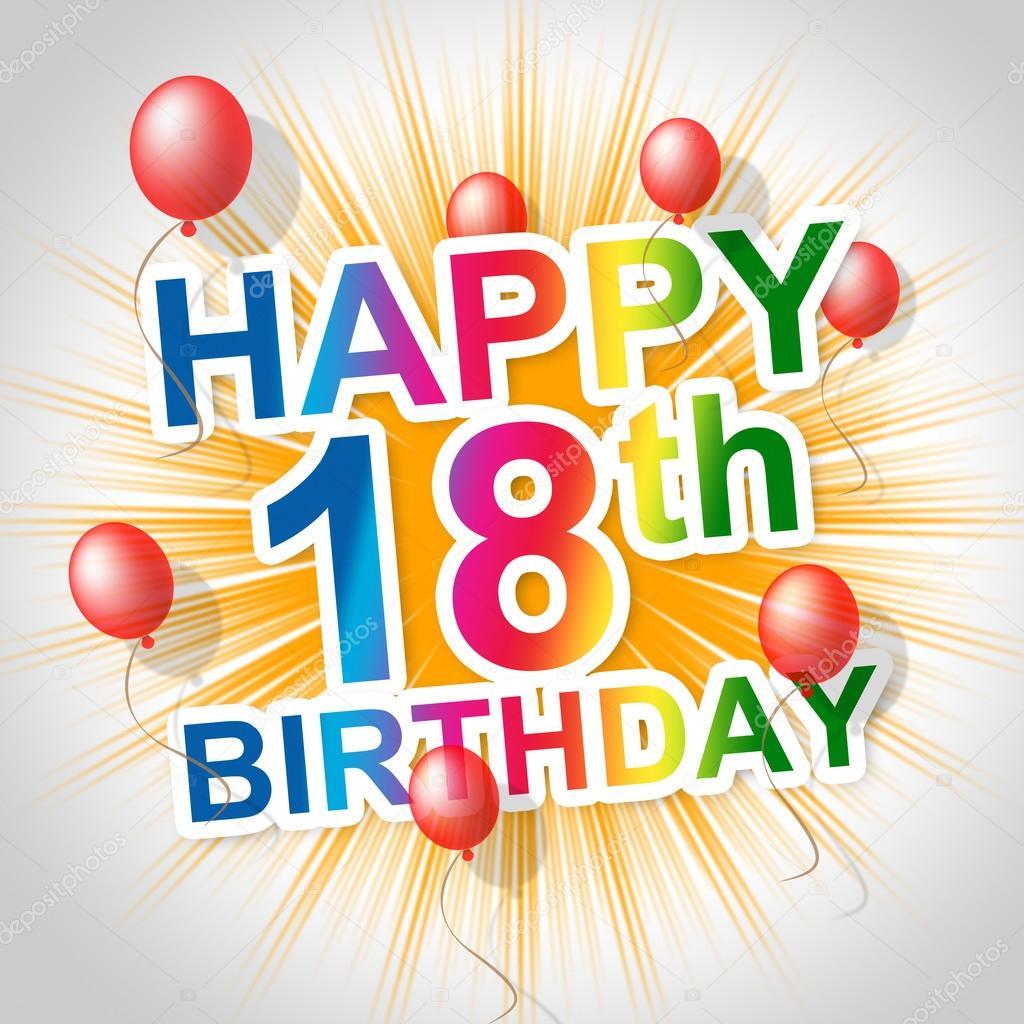 Alles Gute Zum Geburtstag Heißt Herzlichen Glückwunsch Grüße Und