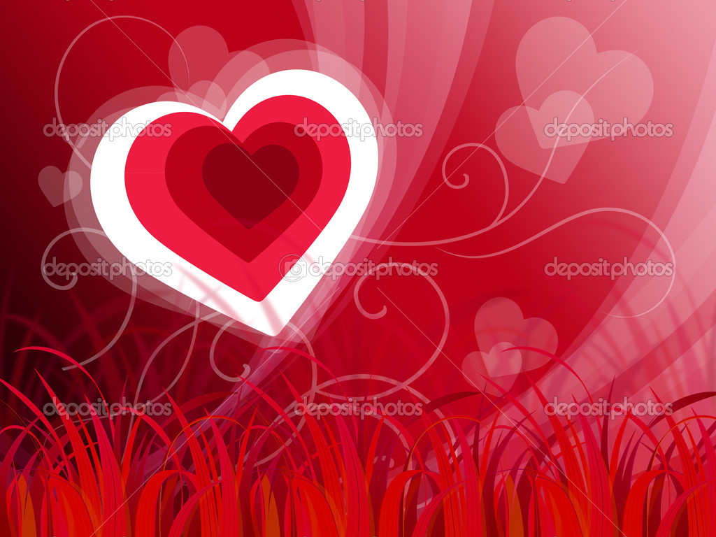 depositphotos 48867895 stock photo hearts background shows nature love