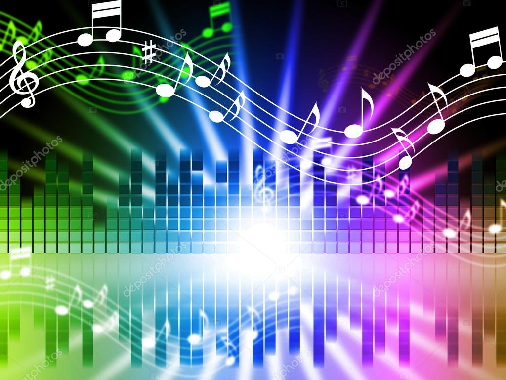 music colors background means songs singing and musica music notes logo vector free download music notes vector free download