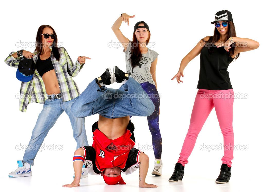hip hop klädstil