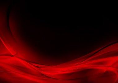 """Картина, постер, плакат, фотообои """"абстрактный светящийся красный и черный фон """", артикул 17341511"""