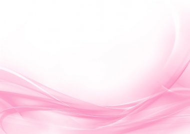 Abstract pastel pink and white background for design stock vector