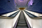 Toledo, Naples. most beautiful subway stations in Europe!