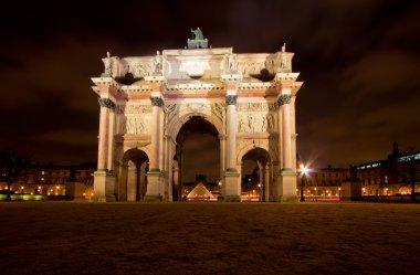Carousel Arch in Paris
