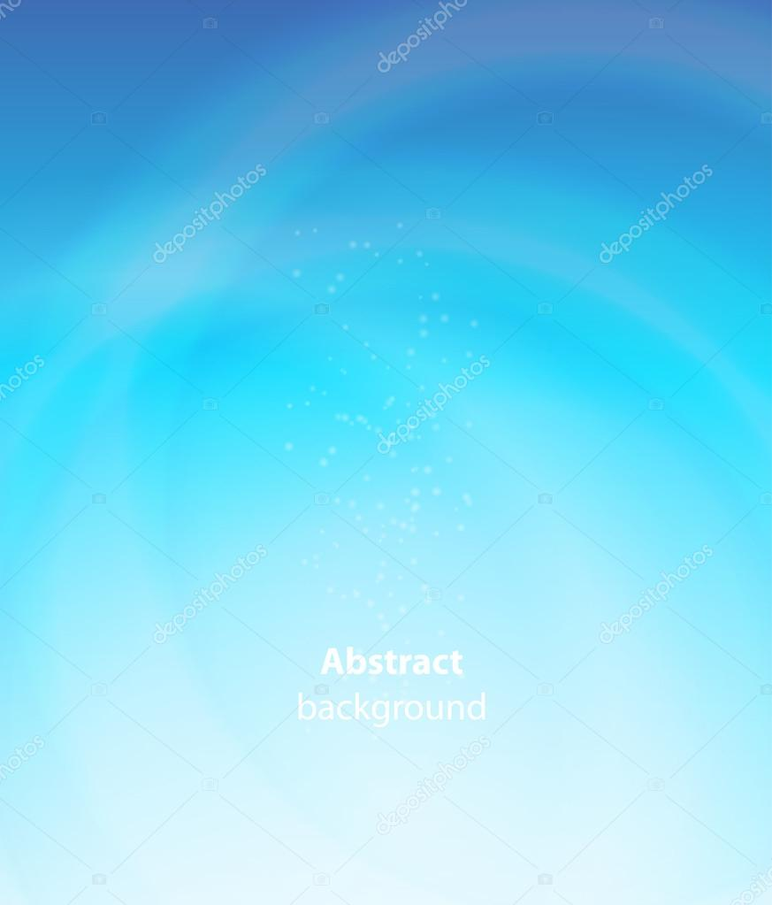 Abstract Aqua Background Vector Iillustration