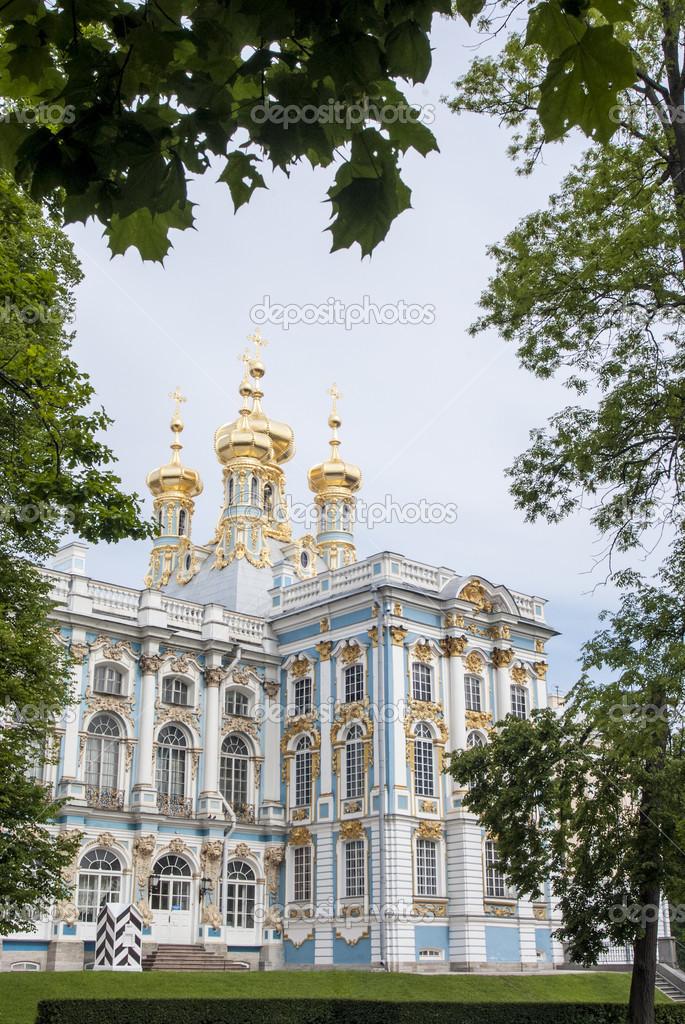 Kardriorg, дворцовый комплекс с летней царской резиденции.