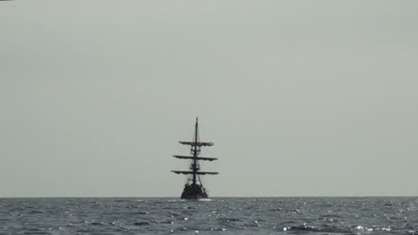 pirátská loď plachty - část 3