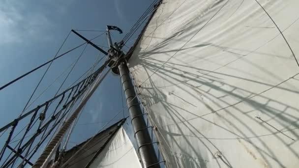 námořní loď - plachetnice stožár - část 3