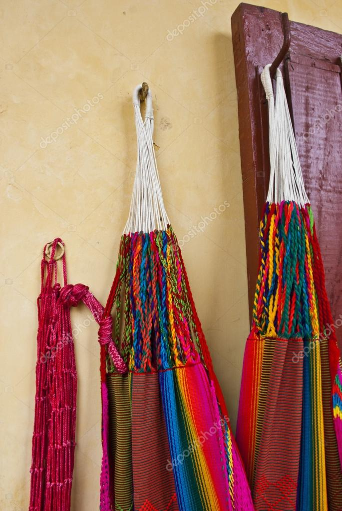 Hangmat Zuid Amerika.Zuid Amerika Maya Hangmat Stockfoto C Adfoto 43179663