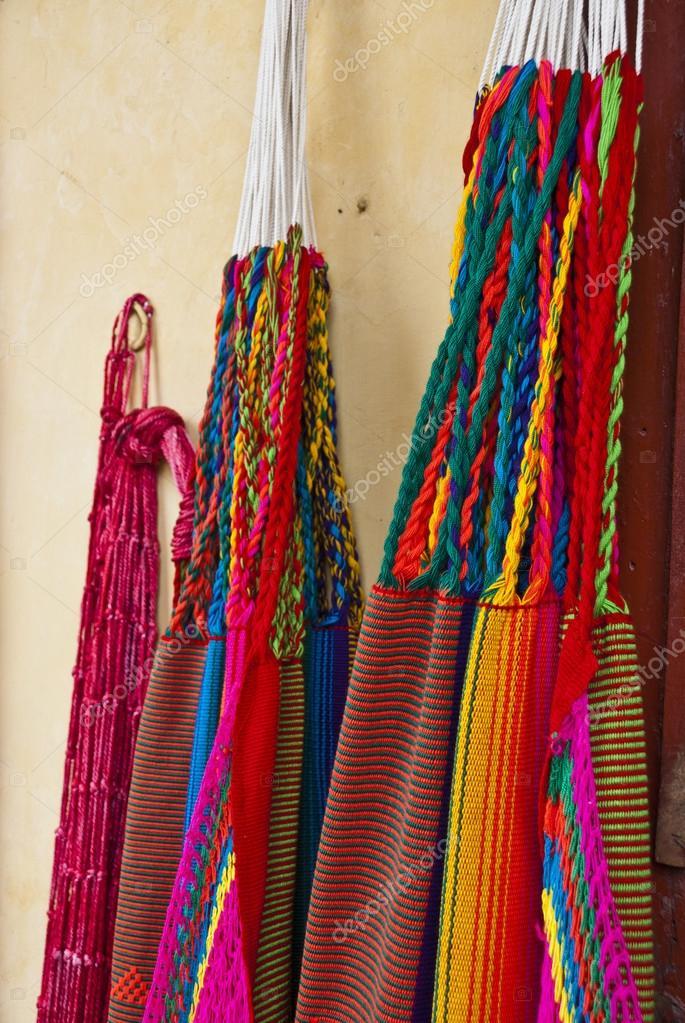 Hangmat Zuid Amerika.Zuid Amerika Maya Hangmat Stockfoto C Adfoto 43179715