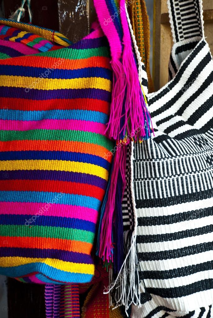 Mode - häkeln-Handtaschen — Stockfoto © adfoto #43180341