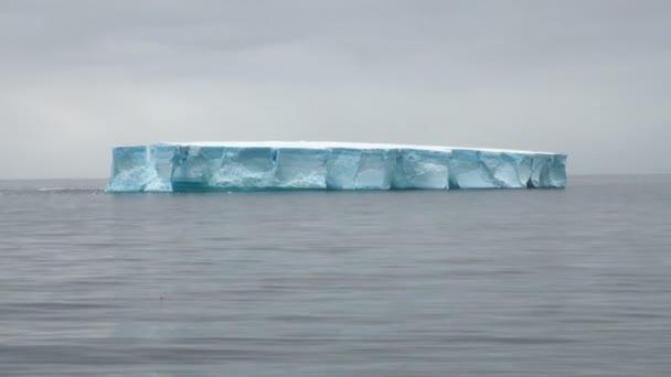 Antartica - tabellarische Eisberg in Bransfield strait