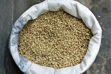 Coffee - Green Coffee Beans