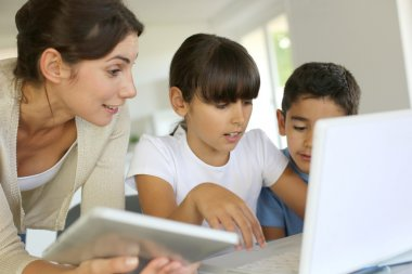 Education and new technologies at school