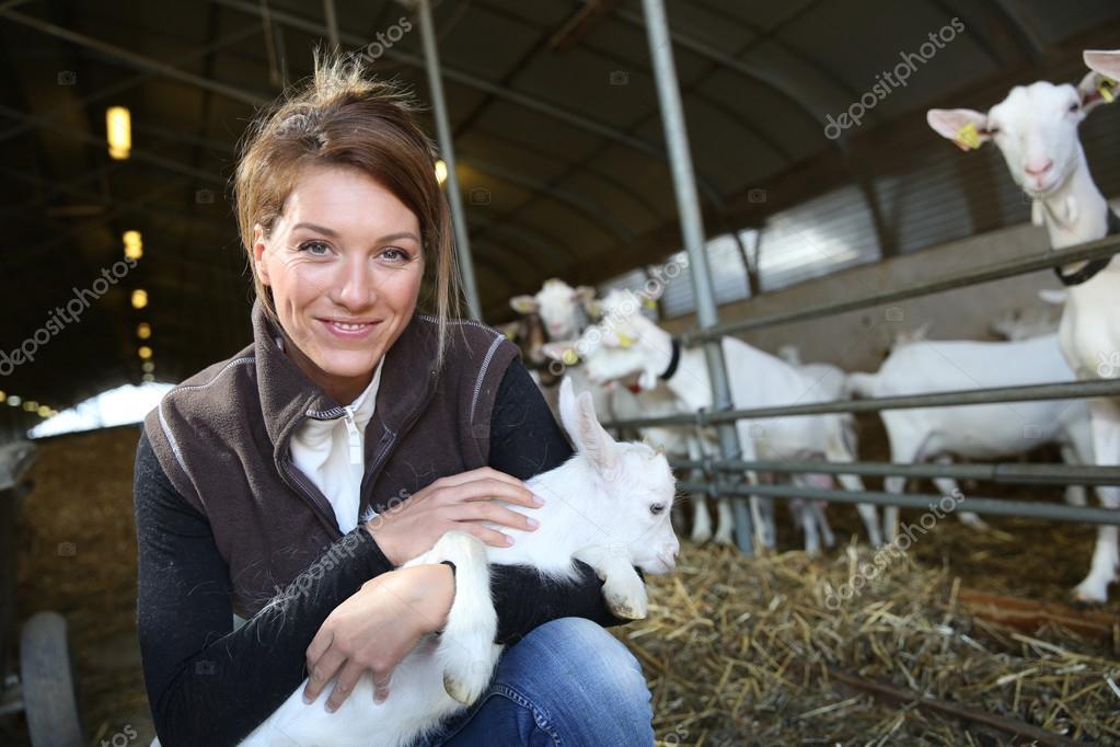 Как ловить даму в козле
