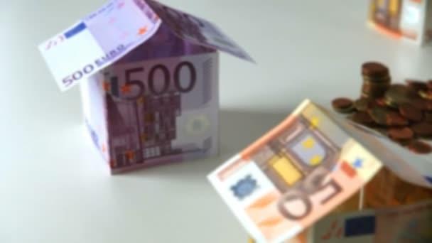 peníze domů