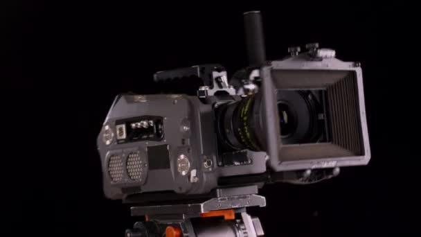 Cinema vysílání televizní kamera