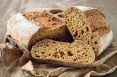 čerstvý domácí chléb