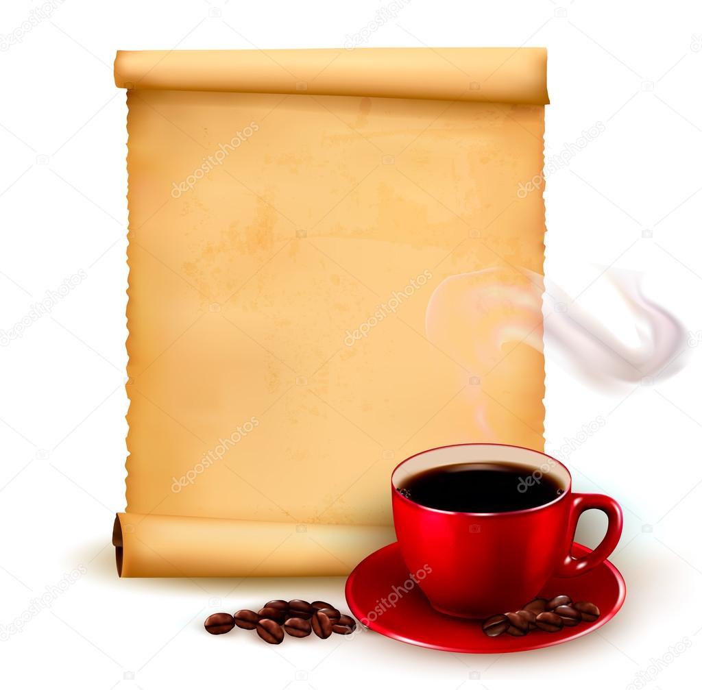 menú para el restaurante. plantilla de diseño de café. ilustración ...