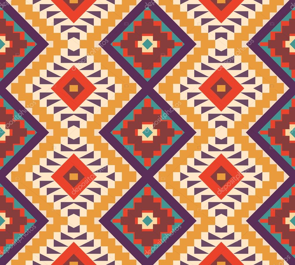 Perfect Colorful Aztec Patterns Pattern In Design Ideas