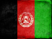 Fotografie The Afghan Flag