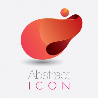 3D Abstract icon
