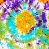 Fotografie abstract pattern on silk batik
