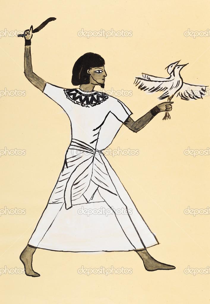 ハンターの古代エジプトの服飾 —...