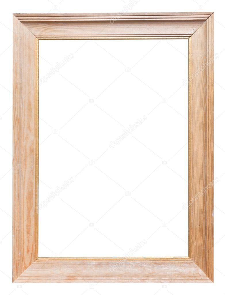 marco de madera ancho — Foto de stock © vvoennyy #29686381