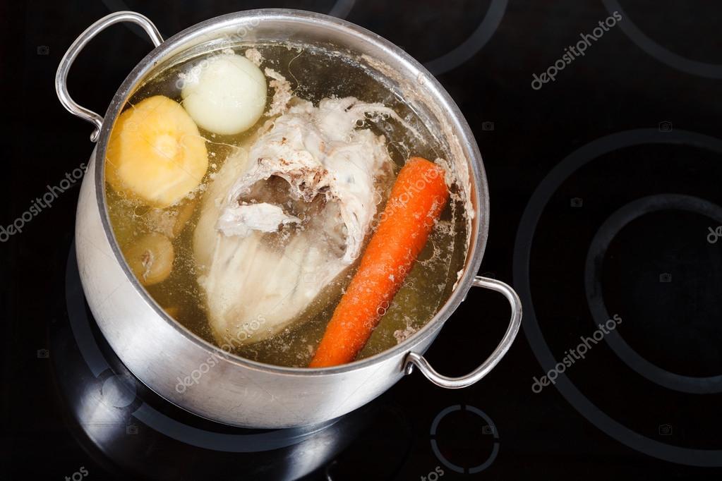 Punto De Ebullición De Sopa De