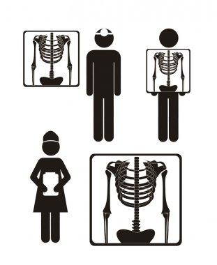 x-ray symbol