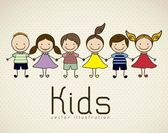 Photo kids icons