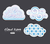 cluods icons