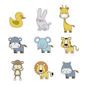 Fotografie Symbole der Tiere