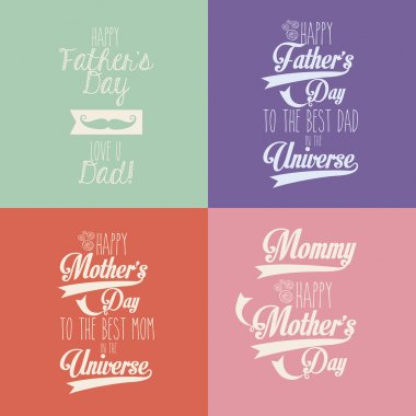 happy mothers and fathers day
