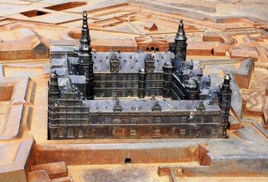 Layout Kronborg castle