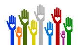 Kéz a szeretet
