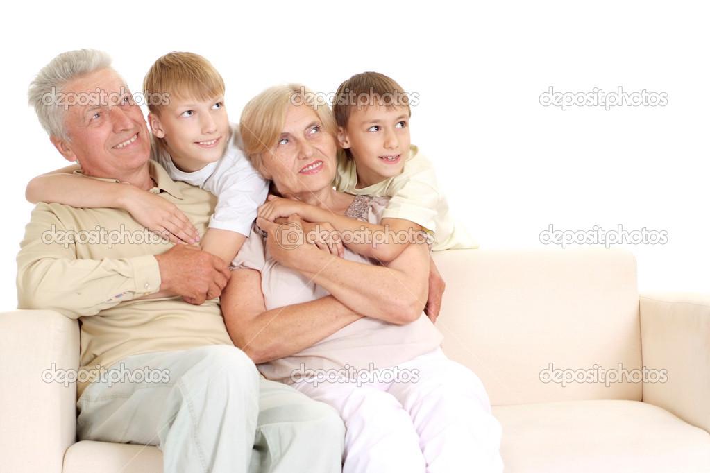 Бабушка со внуками смотреть бесплатно фото 113-290