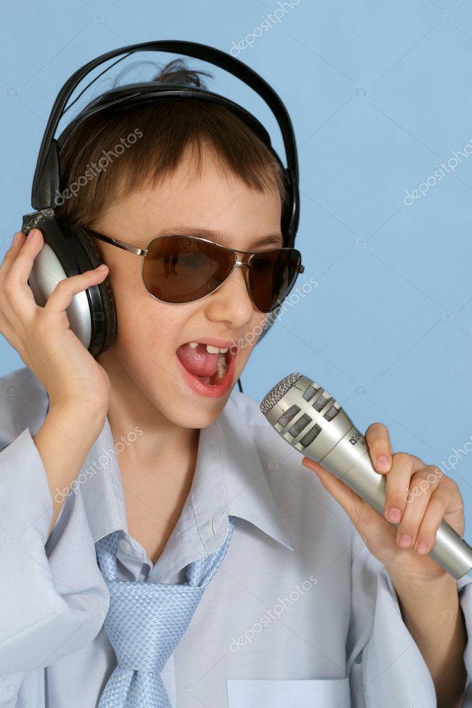 Микрофону знакомство по