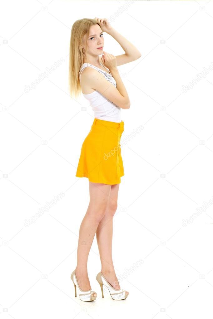Голые девушки фото в полный рост