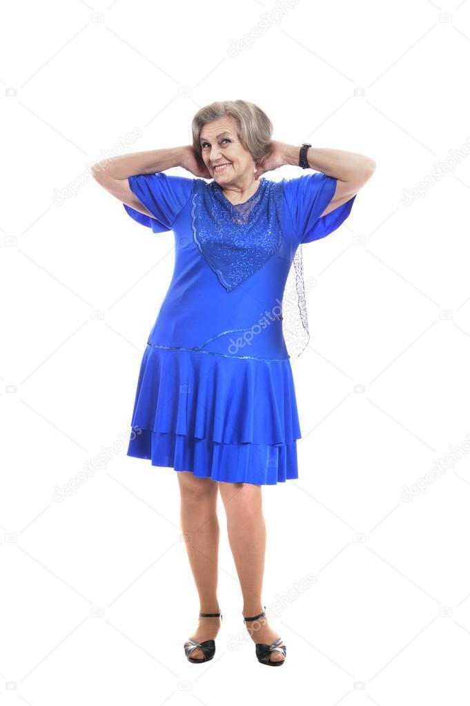 klänningar till äldre kvinnor