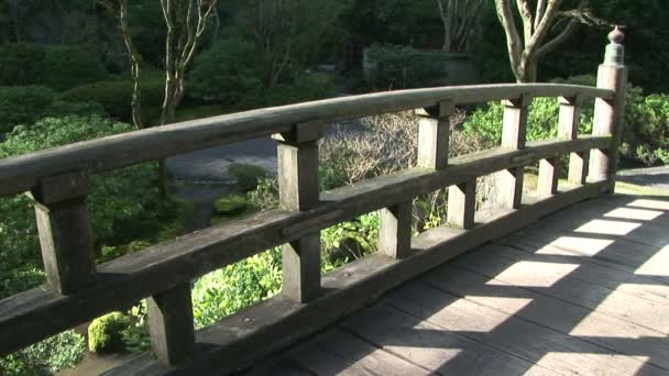 Stein Garten Brücke Stockvideo Ccstockmedia 34327061