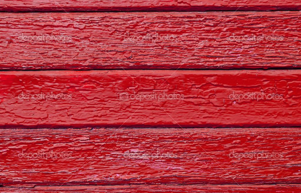 Rosso Antico Dipinto Pannelli In Legno Foto Stock Kuligssen