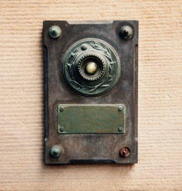 Doorbell in vintage style